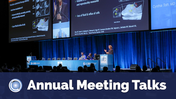 Annual Meeting Talks